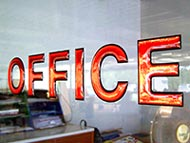 Domed Lettering Products